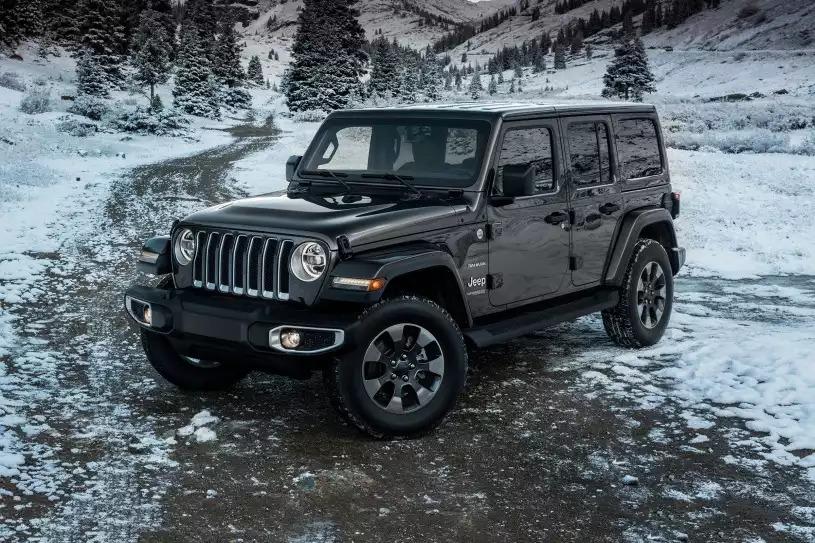 Jeep Wrangler in Emmaus