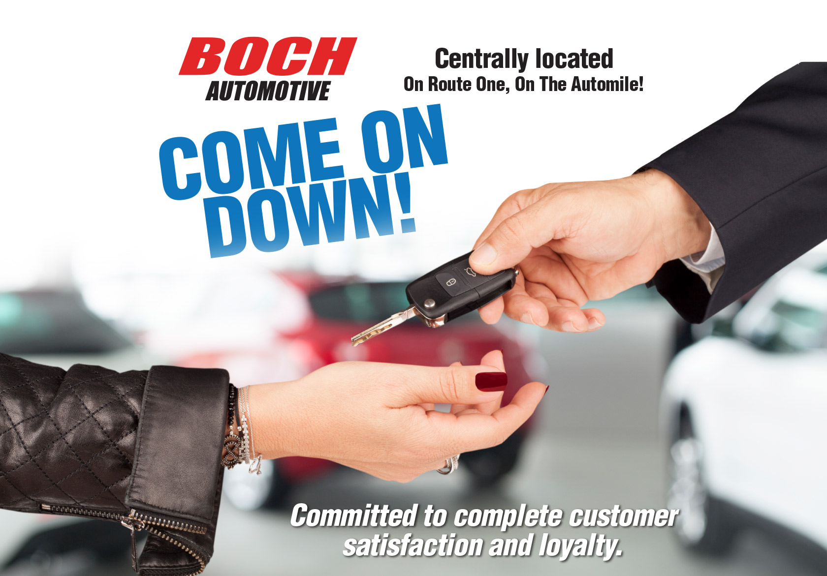 Why Buy Boch