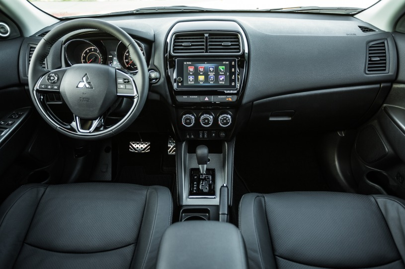 Mitsubishi Outlander Sport NC