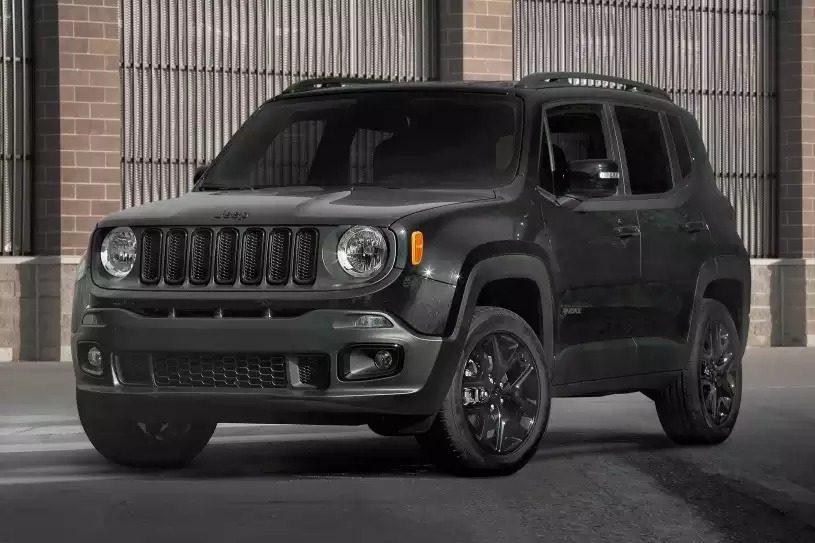 Jeep Renegade in Hillsborough