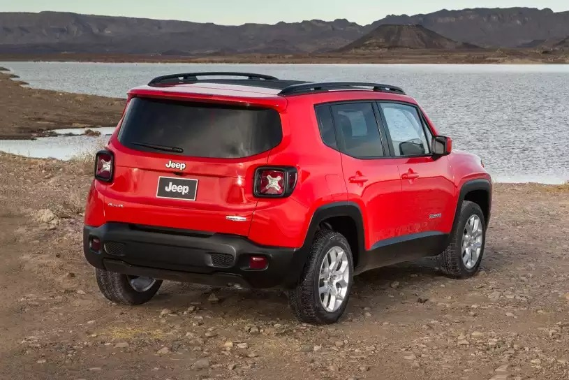 Jeep Renegade Indian Trail