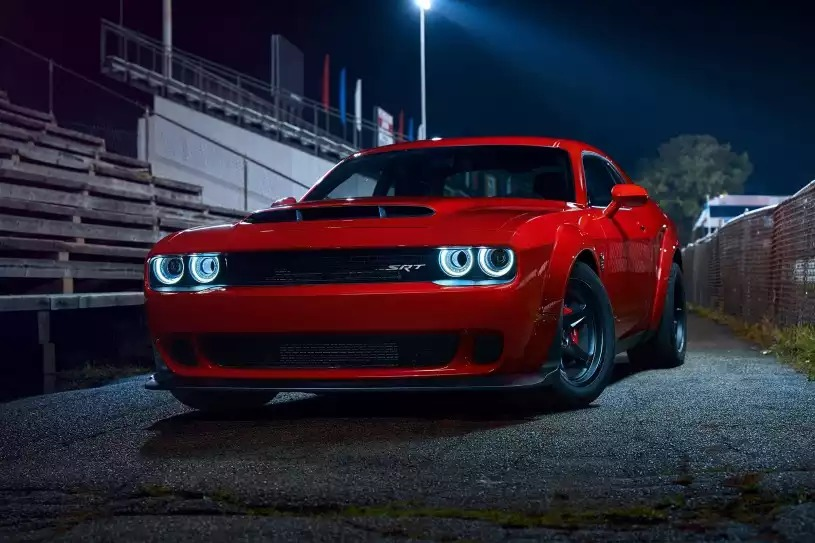 Dodge Demon in Charlotte
