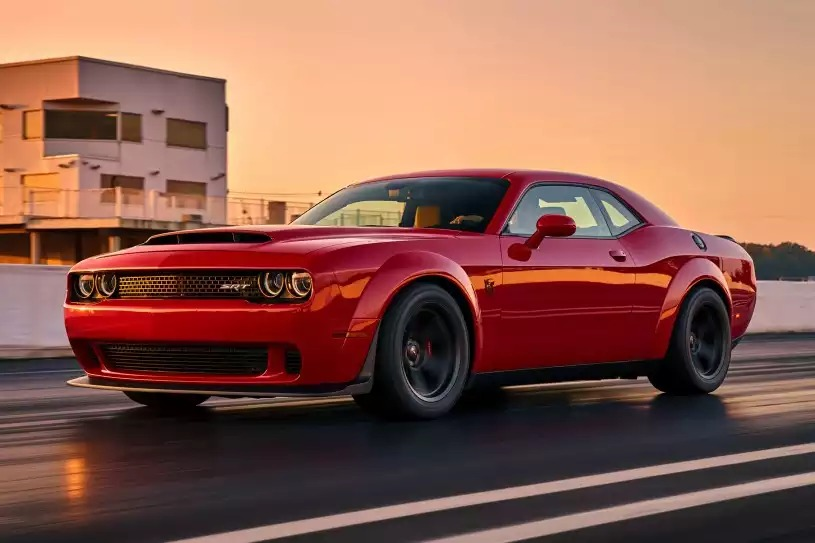 New Dodge Demon in Forest City
