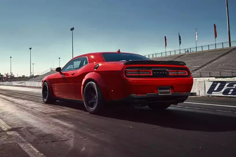 Dodge Demon Forest City