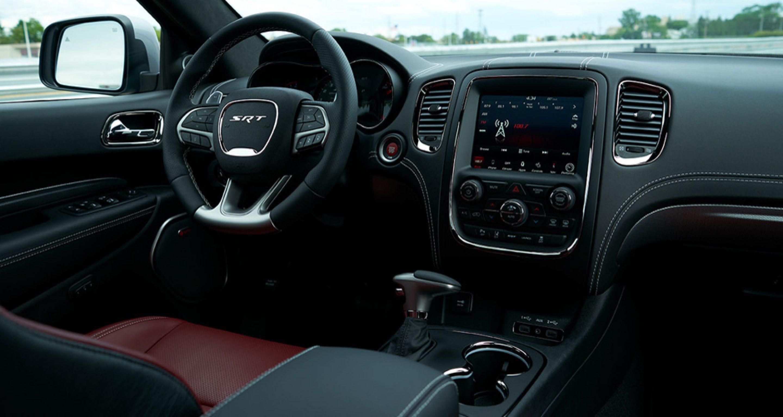 2018 Dodge Durango Interior