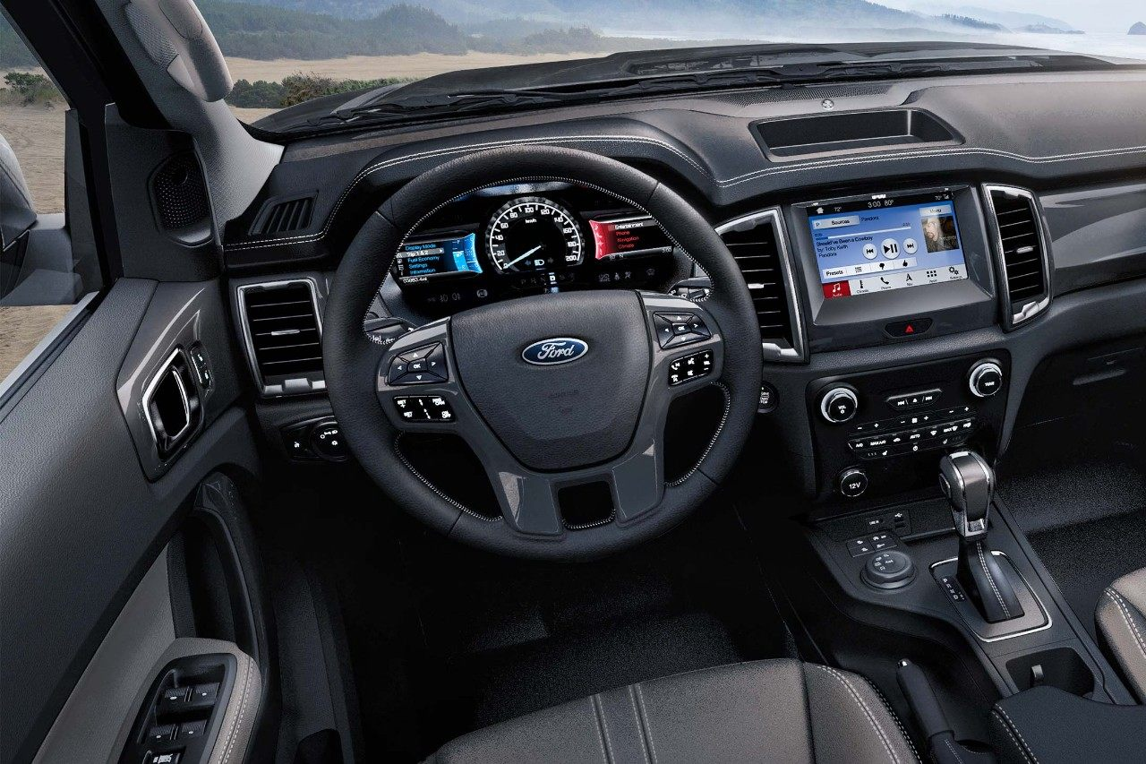 2019 Ford Ranger in North Carolina