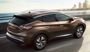 Fuel Efficiency: 2017 Nissan Rogue Vs Murano