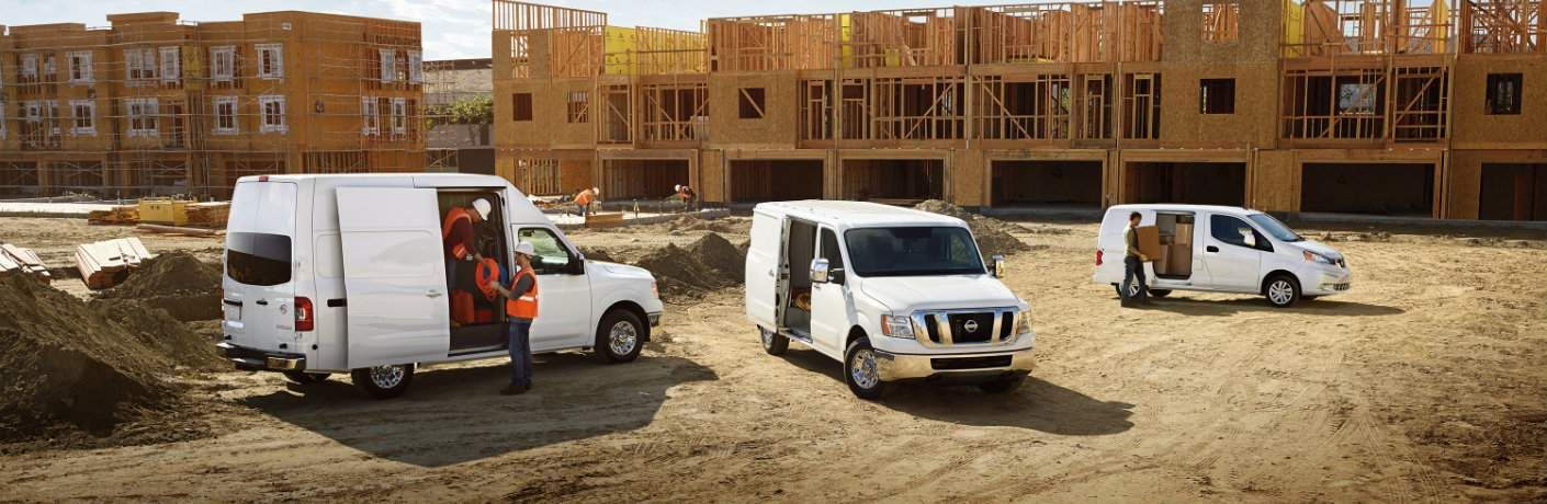2017 Nissan Nv1500 Cargo Van Hudson Nissan Of Charleston