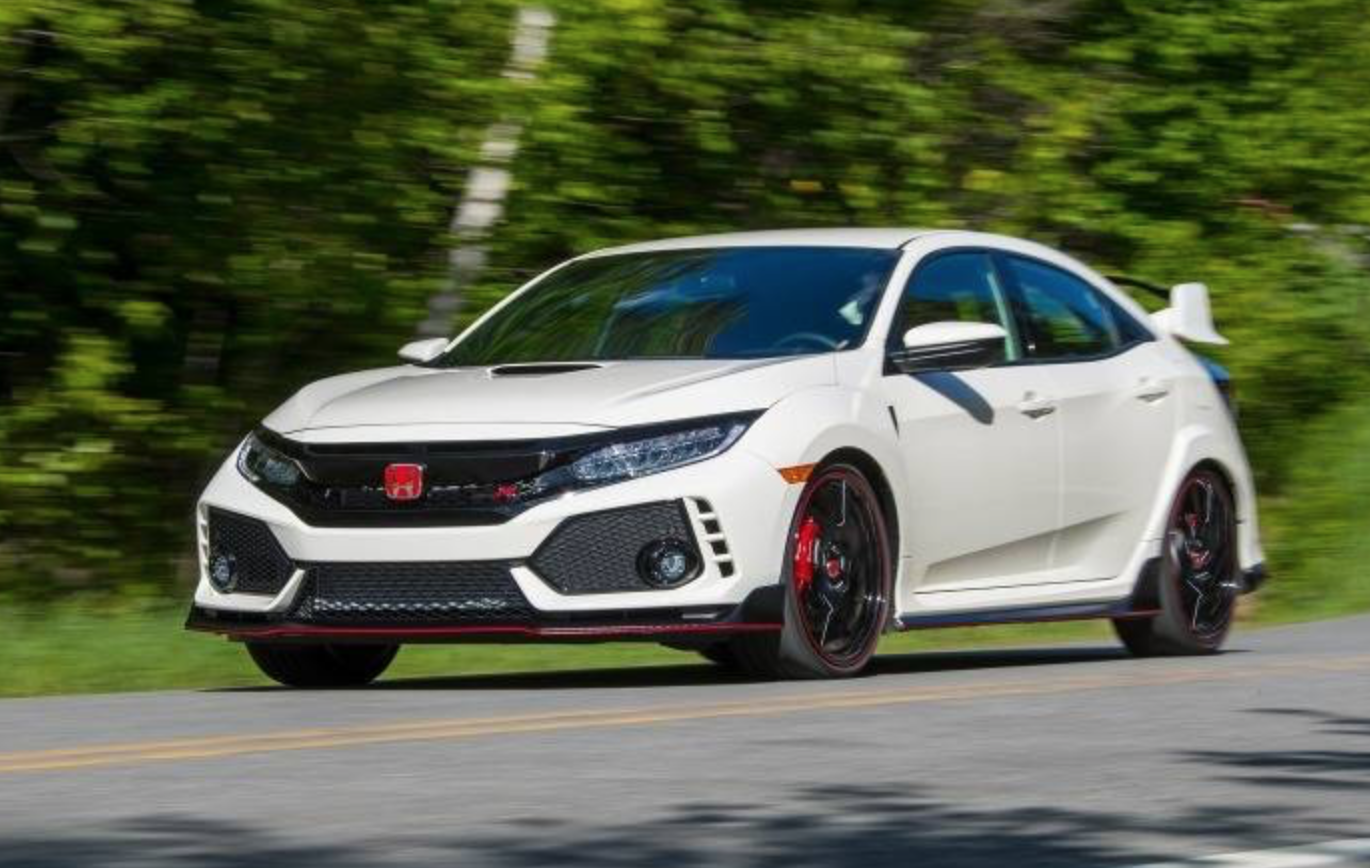 Honda Civic Type R in Ithaca