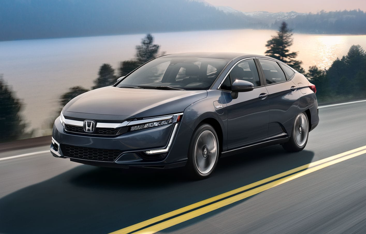 Honda Clarity in Ithaca