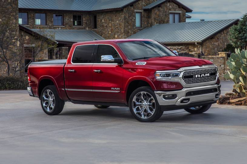 New Ram 1500 in Forest City
