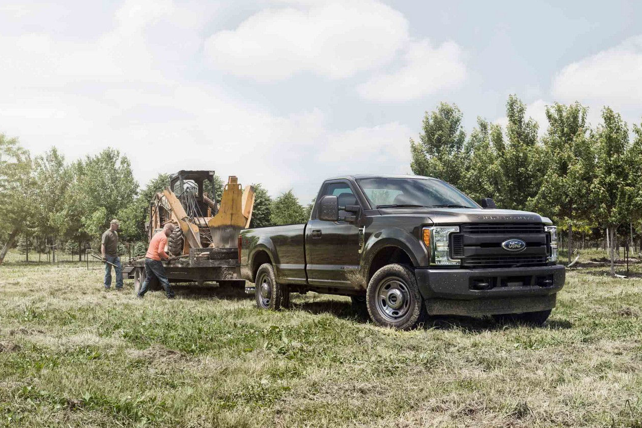 New Ford F-250 in Leesburg