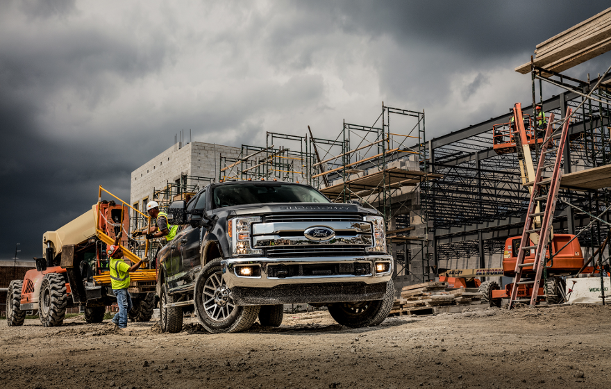 Ford Work Trucks in Leesburg