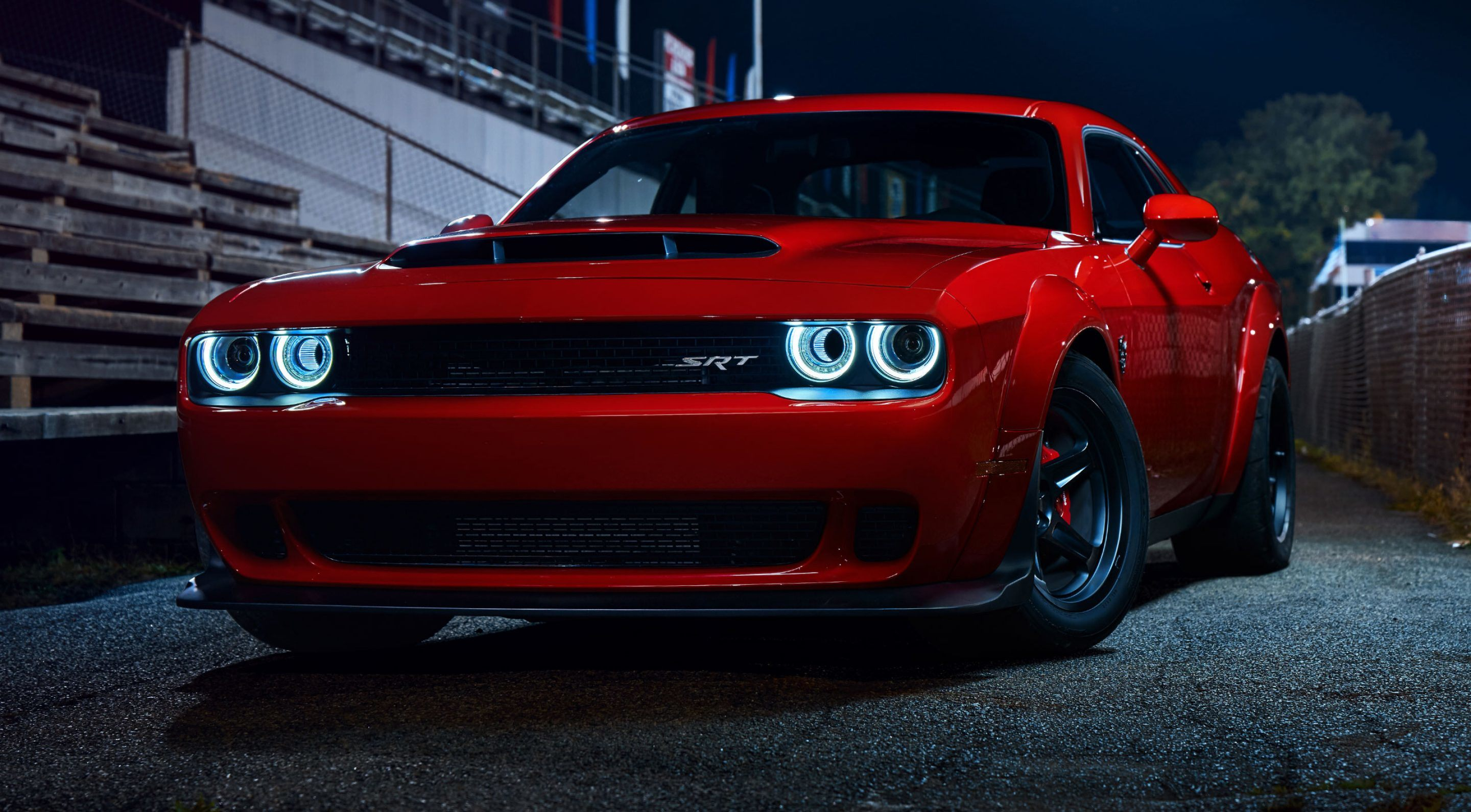 2018 Dodge Demon Exterior0