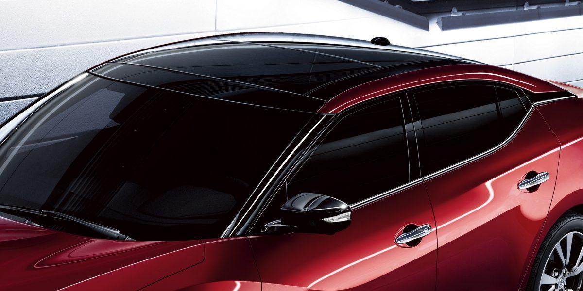 2018 Nissan Maxima Exterior