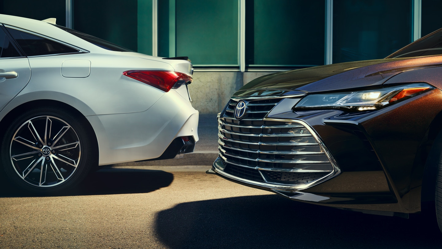 All-New Avalon 2019
