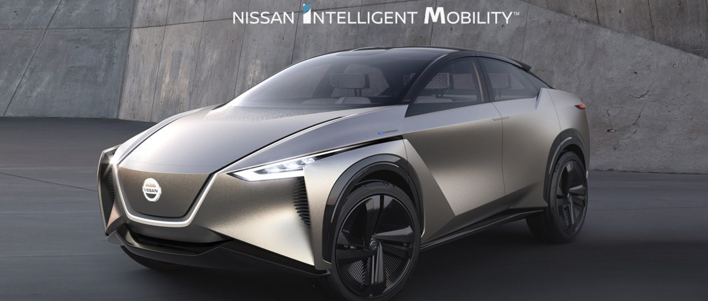 Nissan Intelligent Mobility™