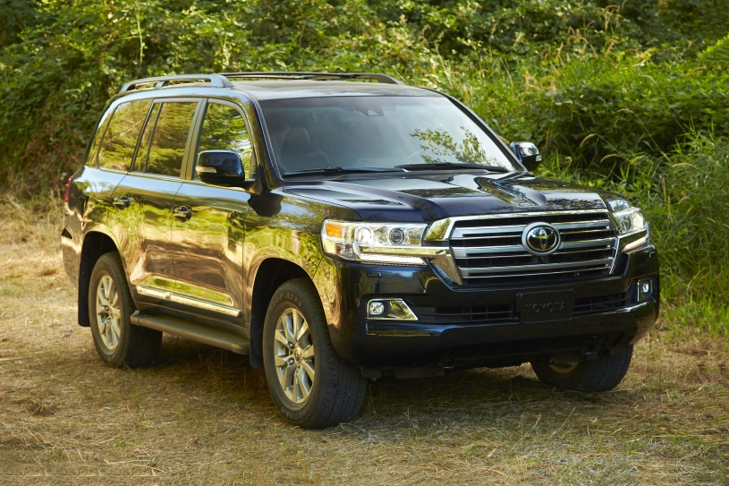 2018 Toyota Land Cruiser in North Carolina