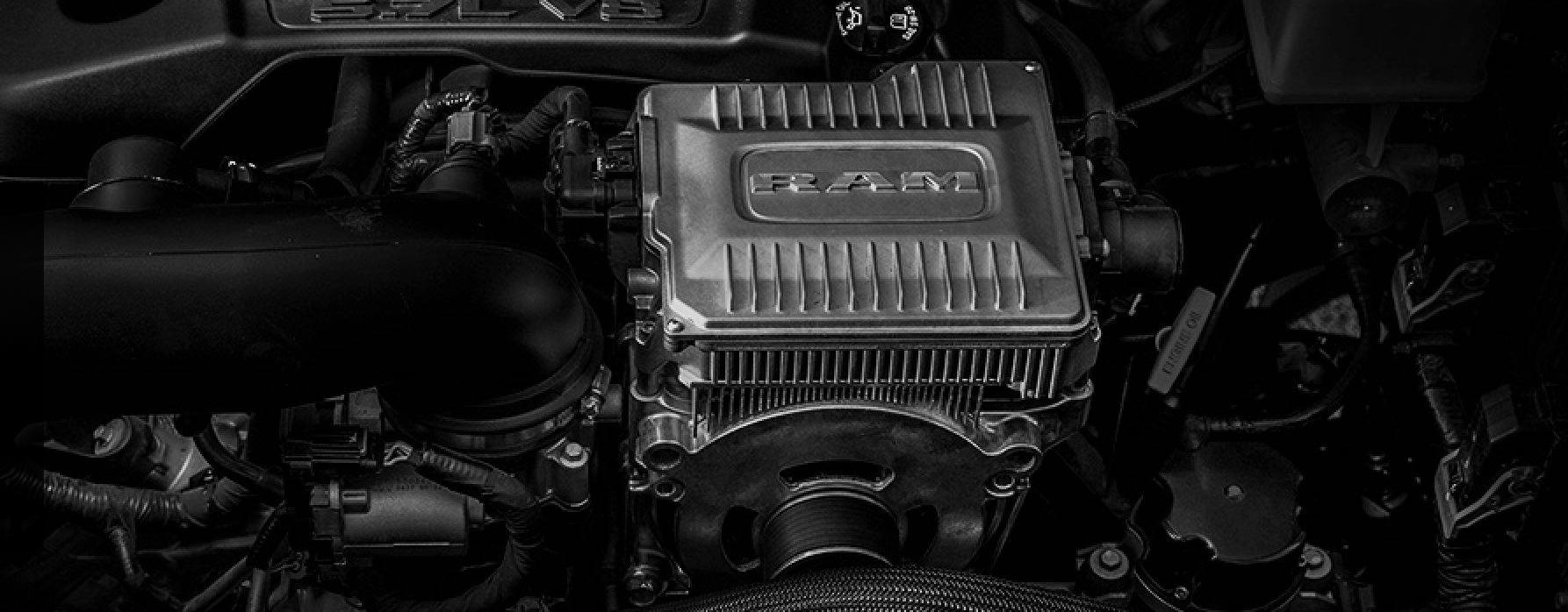 Fuel efficient truck engine