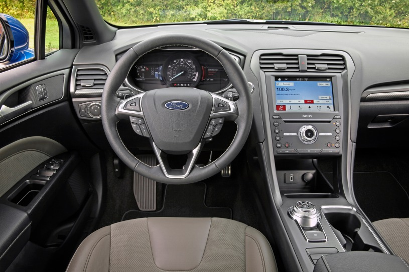 2018 Ford Fusion in North Caroina