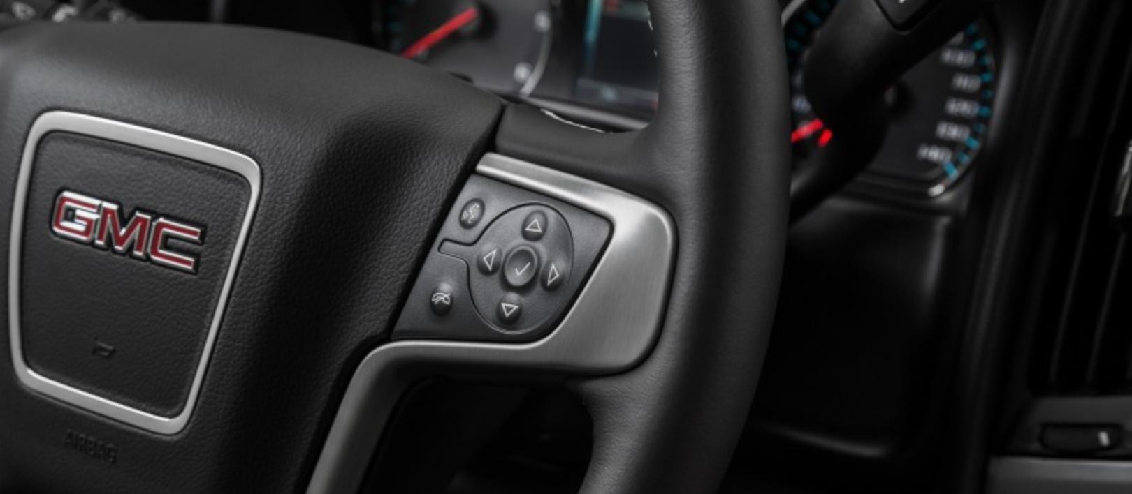 GMC 1500 Test Drive