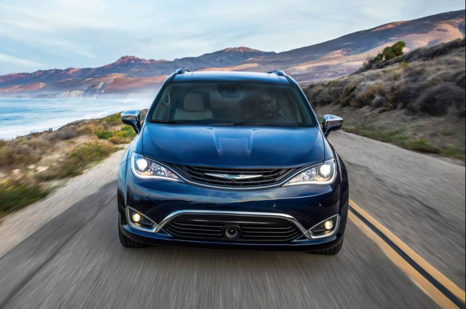 2019 Chrysler Pacifica in North Carolina