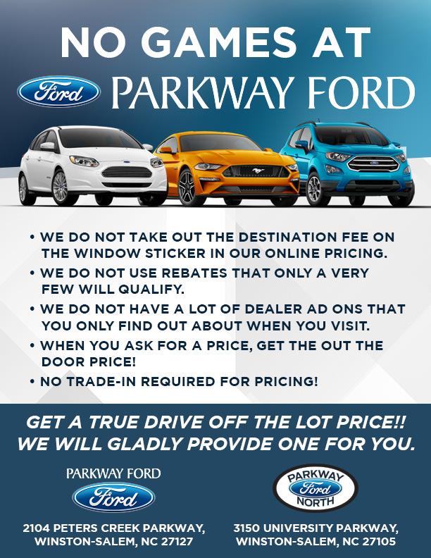 Drive Off Price