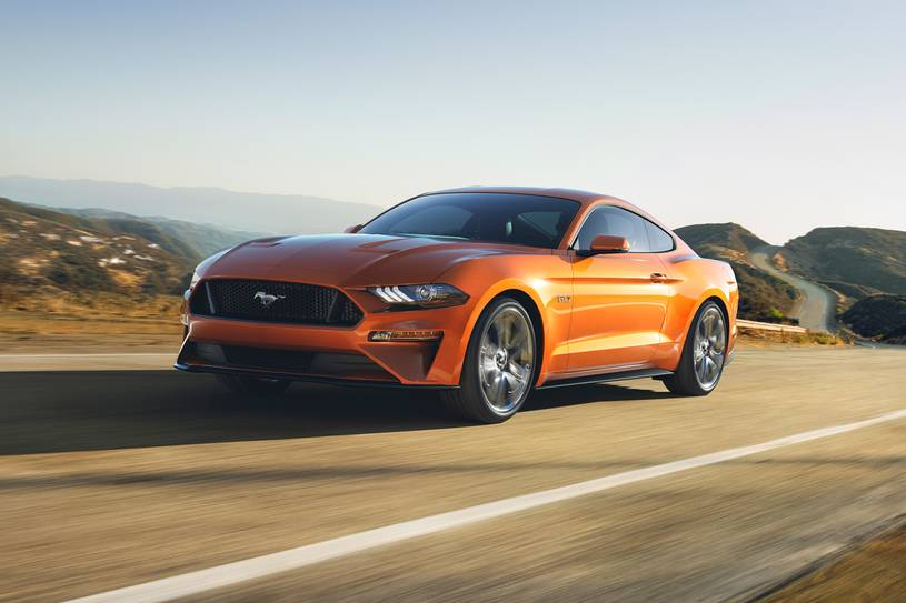 new Ford Mustang NC