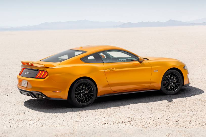 2019 Ford Mustang in Raleigh