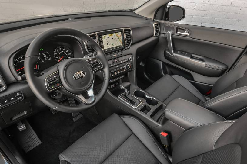 2019 Kia Sportage in Goldsboro