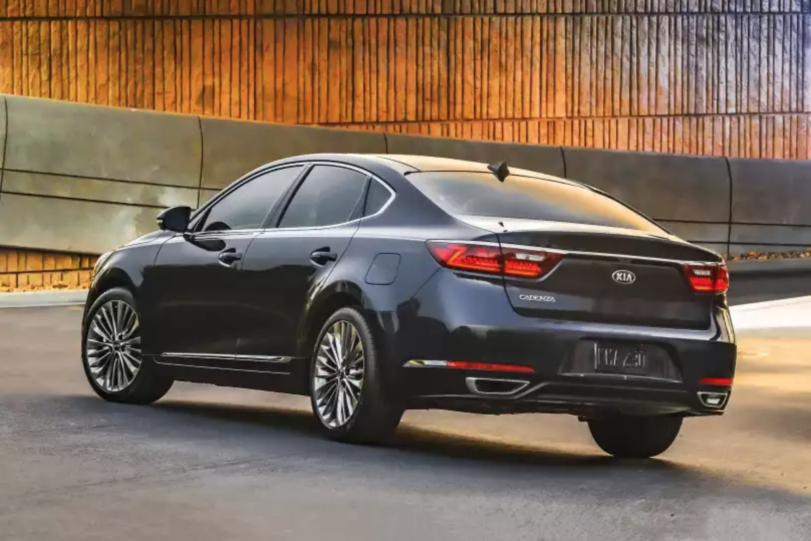 2018 Kia Cadenza in North Carolina