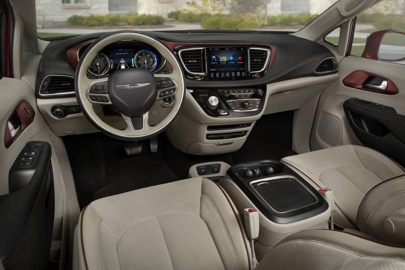 2018 Chrysler Pacifica in Pennsylvania