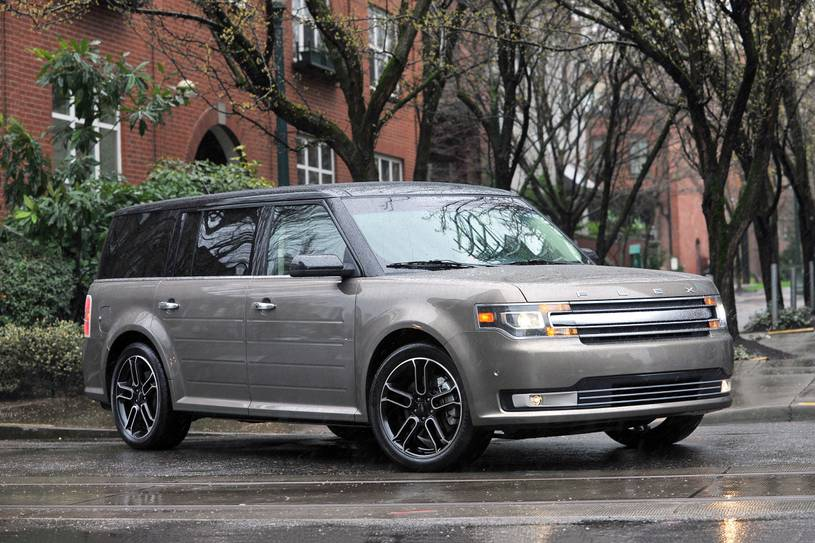 Ford Flex in Mooresville