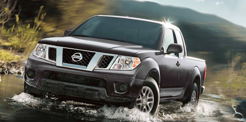 North Charleston's Most Affordable Pickup: The New Nissan