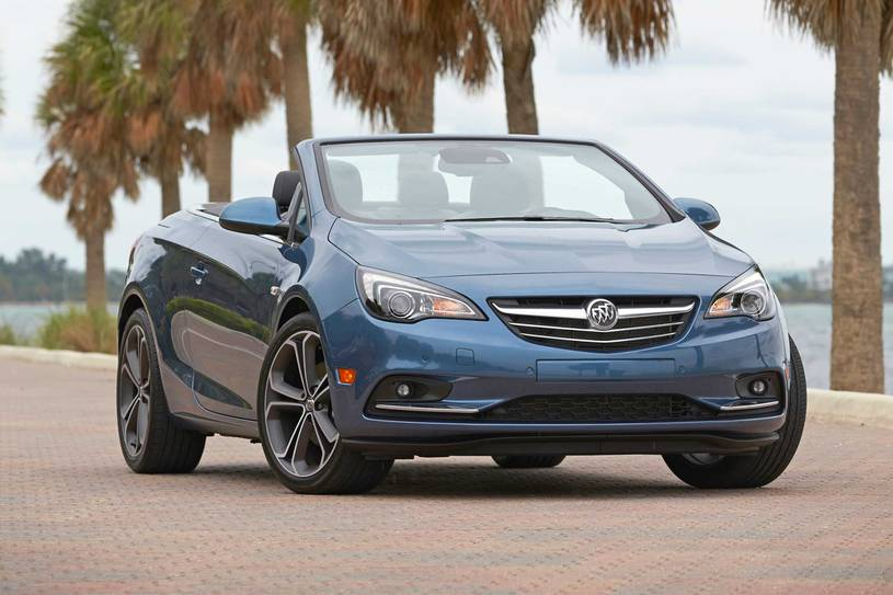 2018 Buick Cascada in Pennsylvania