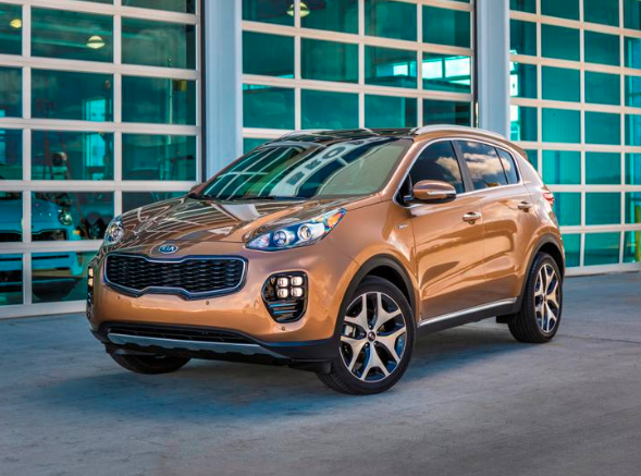 2019 Kia Sportage in Georgia