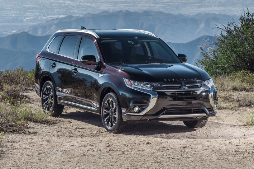 2018 Mitsubishi Outlander PHEV in Pennsylvania