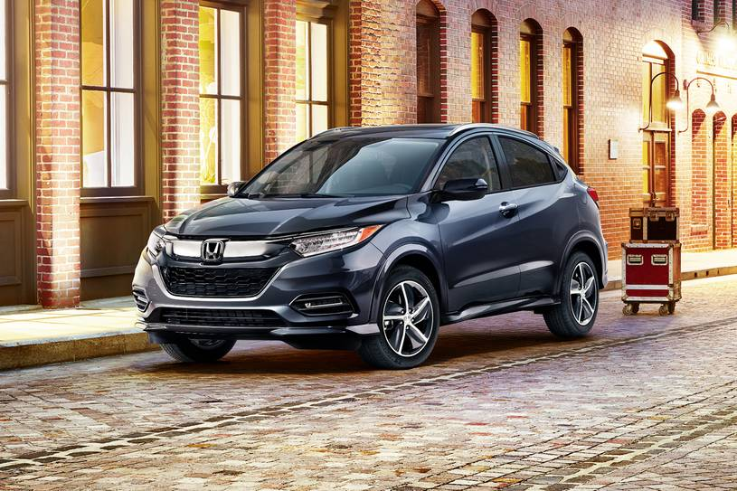 New Honda HR-V in Goldsboro, NC