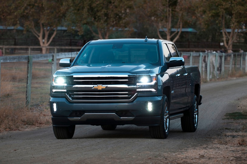 2018 Chevy Silverado in North Carolina