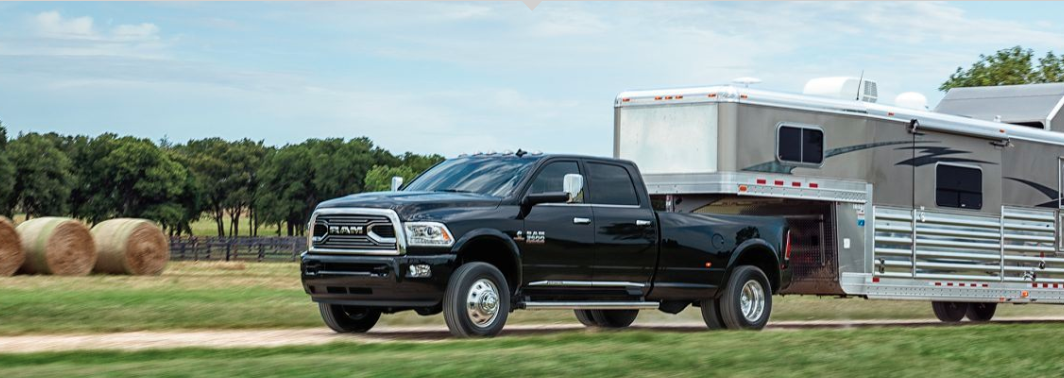 RAM Trucks Towing