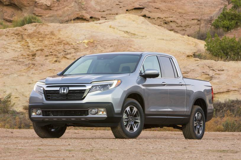 New Honda Ridgeline in Goldsboro, NC