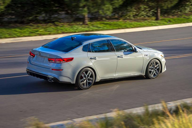 2019 Kia Optima in Georgia