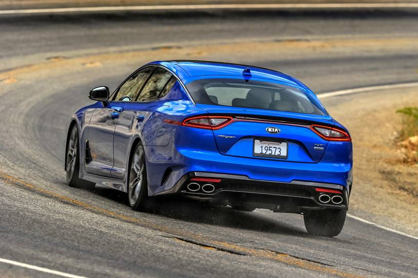 2019 Kia Stinger in