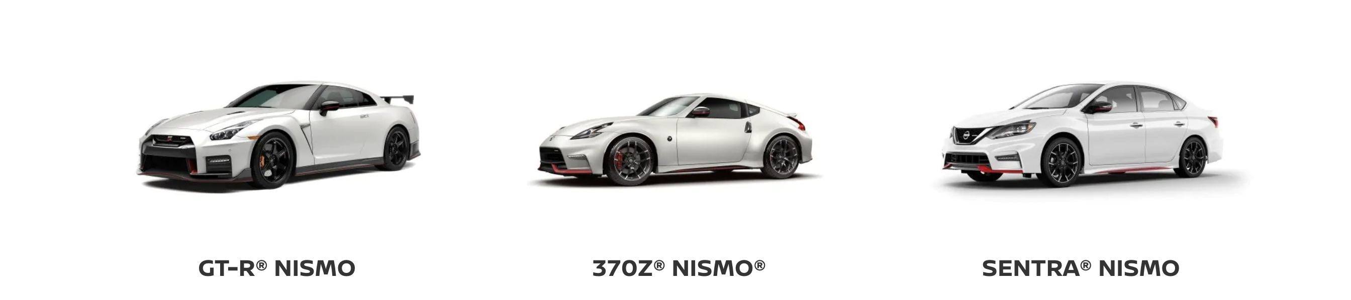 Nismo Vehicles