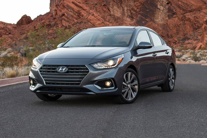 New Hyundai Accent in Jacksonville, NC