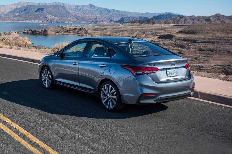 2019 Hyundai Accent in NC