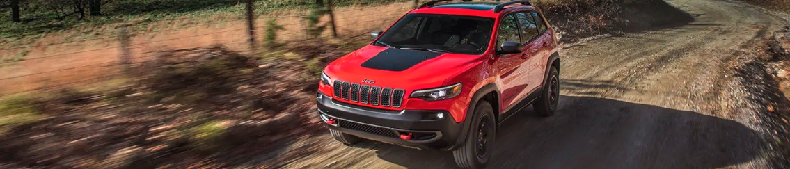 New Jeep Cherokee in Indian Trail