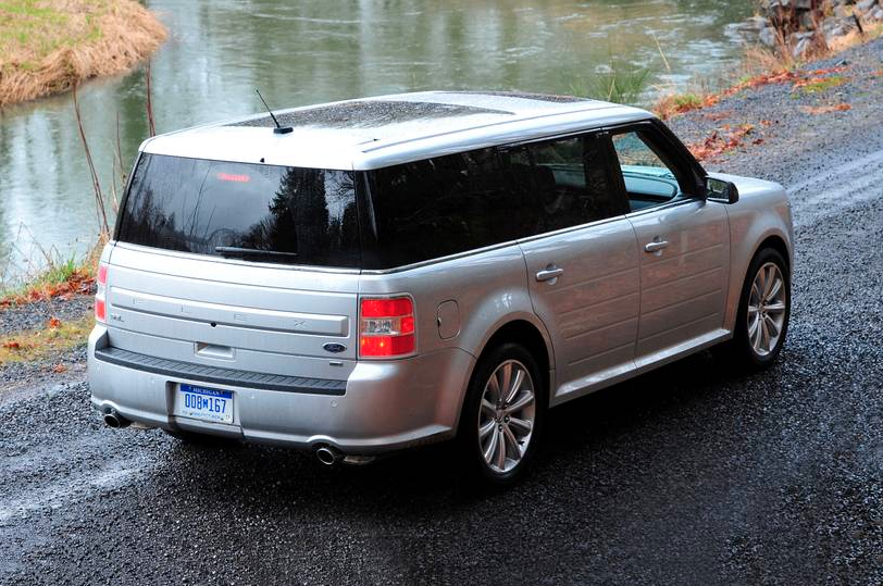 2019 Ford Flex in North Carolina