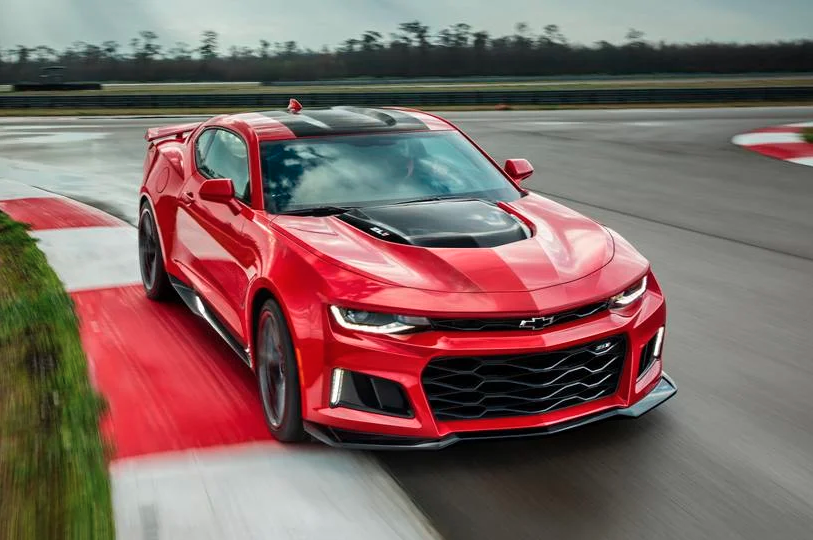 2019 ZL1 in North Carolina