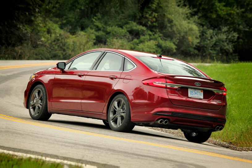 2019 Ford Fusion in Vermont